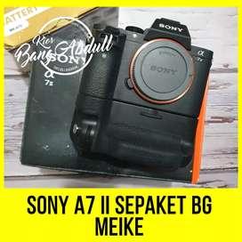 Body Sony A7 II like new  Muraaah