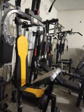 Weight lifting machine multygym multi station butterfly homegym exerci