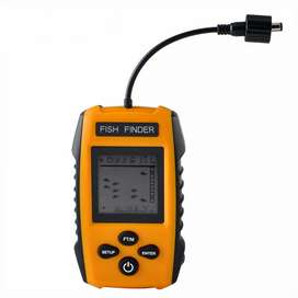 Portable Fish Finder 2.0 inch Display - TL-88E - Yellow