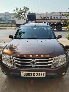 Duster diesel 2013 good condition
