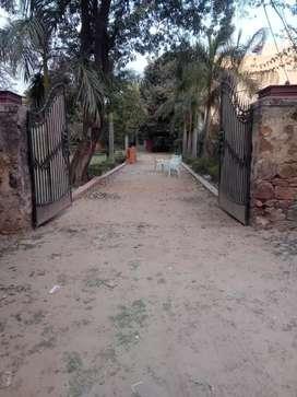 1200 gaj farm house for sell sohna road near shyam kunj