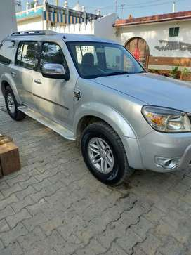 Ford Endeavour 2.2 Trend Manual 4x2, 2011, Diesel