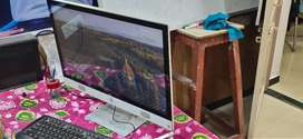 """HP Pavilion 8thGeneration Corei5 Windows 10 27"""" Touch Screen All in On"""