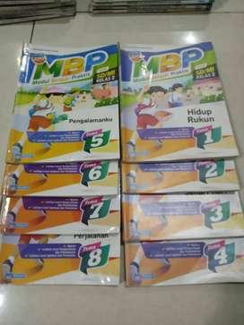 Buku Tematik & Modul Kelas 2 SD
