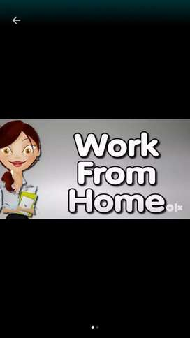 Students house wife and retair.ed persons any can be do this work only