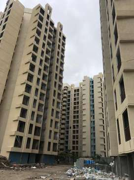 Spectacular 1 BHK flat for sale in Nakshatra Primus  , Naigaon East