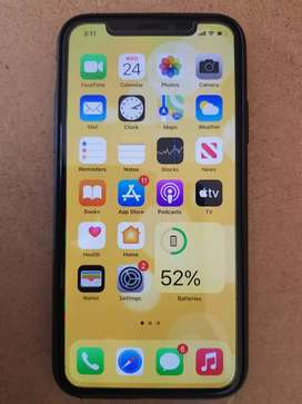 IPHONE X 256GB (Non Approved)