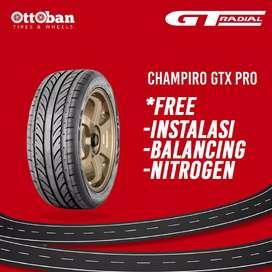 Jual ban mobil ukuran 205/50 R17 GT radial champiro GTXpro.