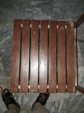 School chairs frame iron seat wooden