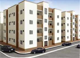 Flat for sale at North Nazimabad Block F.