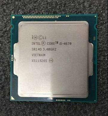 Processor Core i5 4670 Gen4 Haswell 0