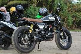Di jual costom Honda Tiger 200cc,,, 13jt nego
