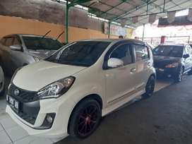 Daihatsu New Sirion Sporty 1.2 MT 2016 Mulus Low KM
