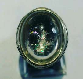 Cincin Batu Nawaratna natural