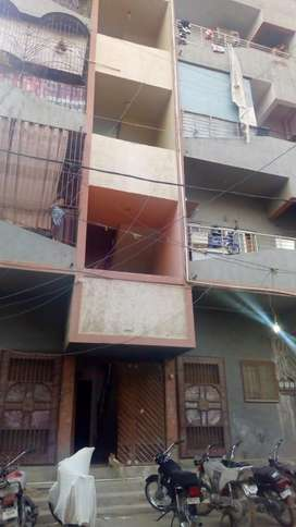 Portion For Sale 110 Ghas Nazimabad #2 Near ALLAH Wali Masjid