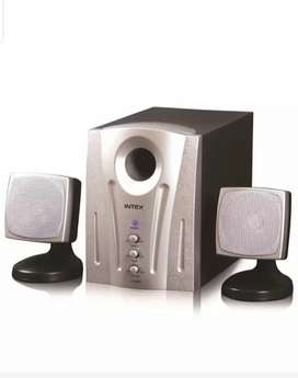INTEX 2.1 HOME THEATER (ORIGINAL)