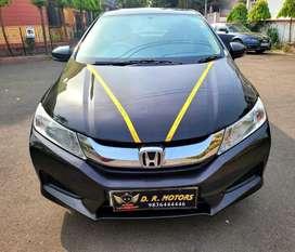 Honda City 2015-2017 i VTEC VX, 2016, Petrol