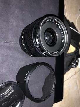 Lensa XF14mm f2.8, super ultra wide lensa untuk Fujifilm X-mount