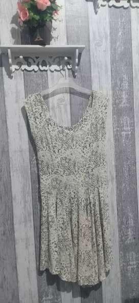 Preloved no.minus mini dress cantik sexy size S