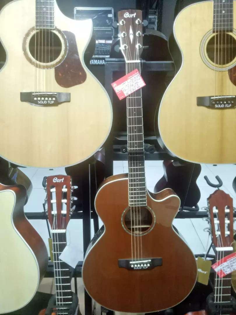 Cort E/Acoustic SFX CEJ Nat Kredit Jakarta 0