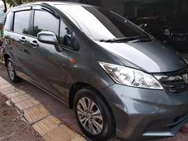Freed 2012 1.5S Automatic Facelift Abu2 Mtlk(H) Original Top Condition
