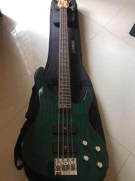 MURAH Washburn bass 4 string not squier fender yamaha cort