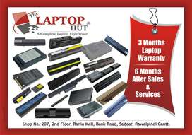 Laptop   Hard disk   Ram   Charger   LED /LCD   Battery available
