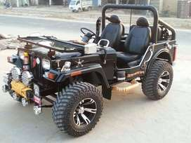 modified jeeps in new looks