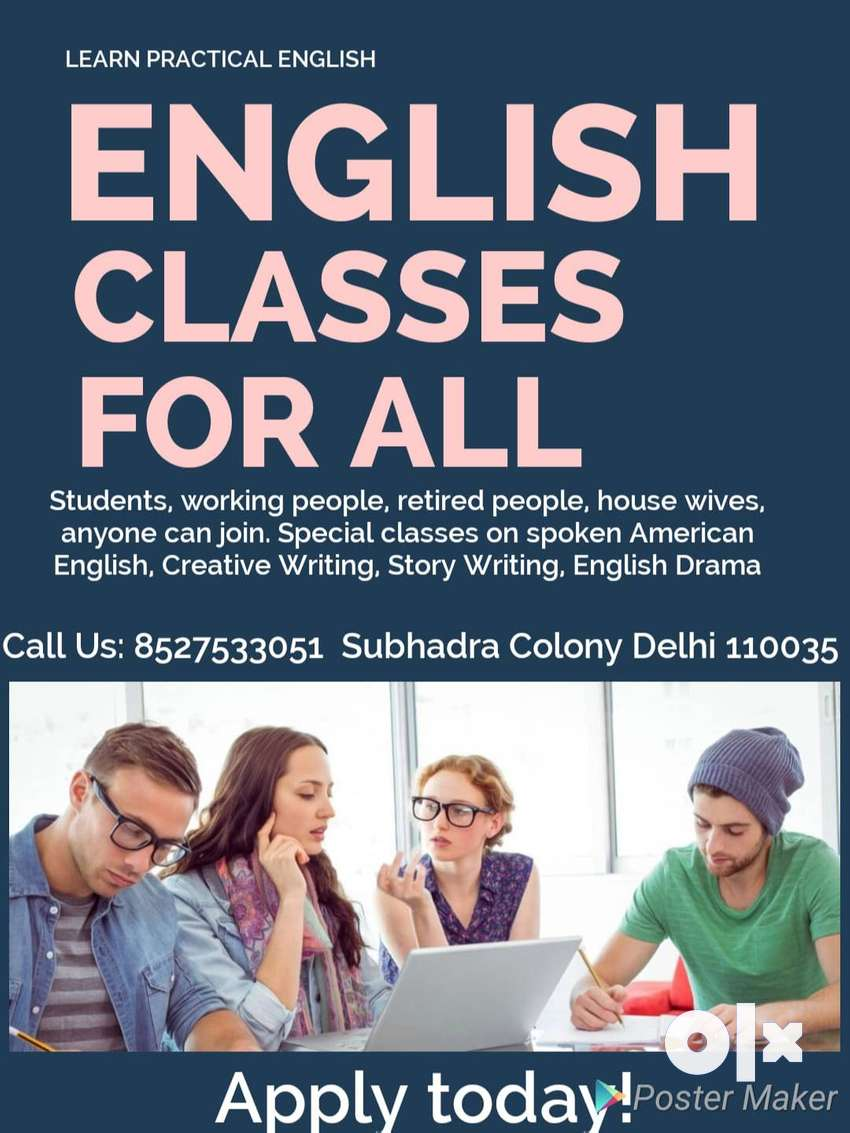English Calsses for All 0