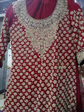 Bridal lehnga for sale in reasonable price