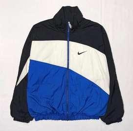 jacket vintage nike wind breaker