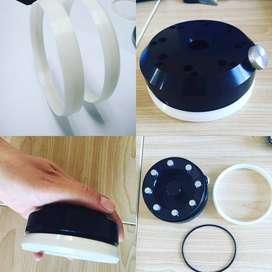 Ceramic Ring pad printing