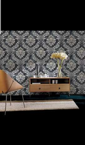 Damask classic wallpaper 3D wall covering store