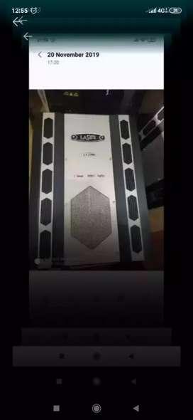 Power laser 2 canel khusus narik sub (;megah top )