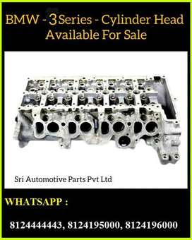 ~BMW - 3 SERIES -   ORIGINAL CYLINDER HEAD   AVAILABLE FOR SALE  