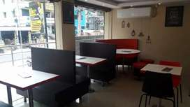 Continental restaurant for sale