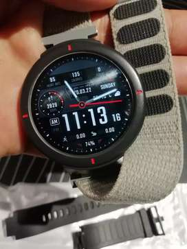 Amazfit Verge, Scratch Less, Calling Function, Excellent battery