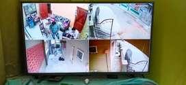 Creative CCTV works
