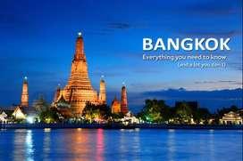 9,999 Bangkok,Phuket and Pattaya