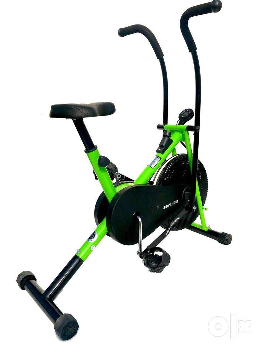 Gym cycle Air bike 0