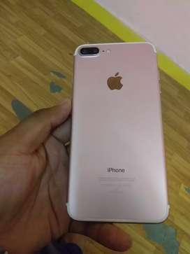 Iphone 7 plus 32 gb rose gold