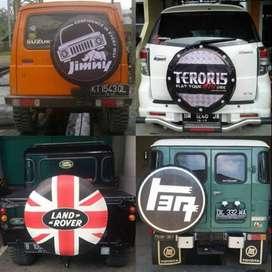 Cover/Sarung Ban TERIOS/rush/ESCUDO/crv/TARUNA Siap Antar tengu gatel