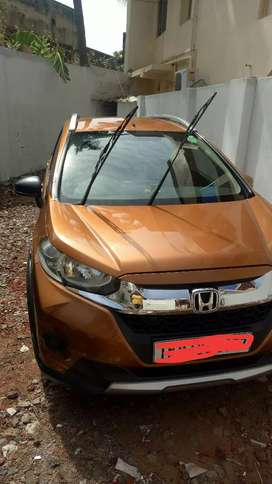 Single Owner, S varient,Honda WRV, diesel engine,