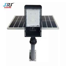 Solar led garden n street light ip65 all in one 10w to 200w in-stock