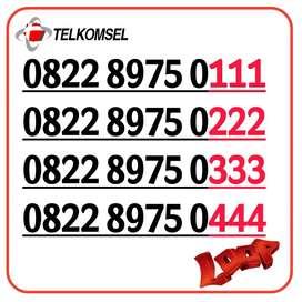 Simpati cantik kartu perdana telkomsel triple 111 # 222 # 333 sakti444