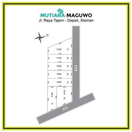 Kavling Dekat Stadion Maguwoharjo, Bangun Rumah Hemat 150Juta
