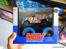 Mainan Anak - Mainan Mobil Mobilan - Monster Truck - Monster Jam Truck