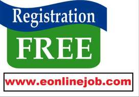 Simple Typing Work with Rs.2000/- Daily Salary - Work from Home