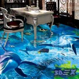 We deal house painting house epoxy flooring waterproofing heat profing