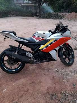 I want sell my R15